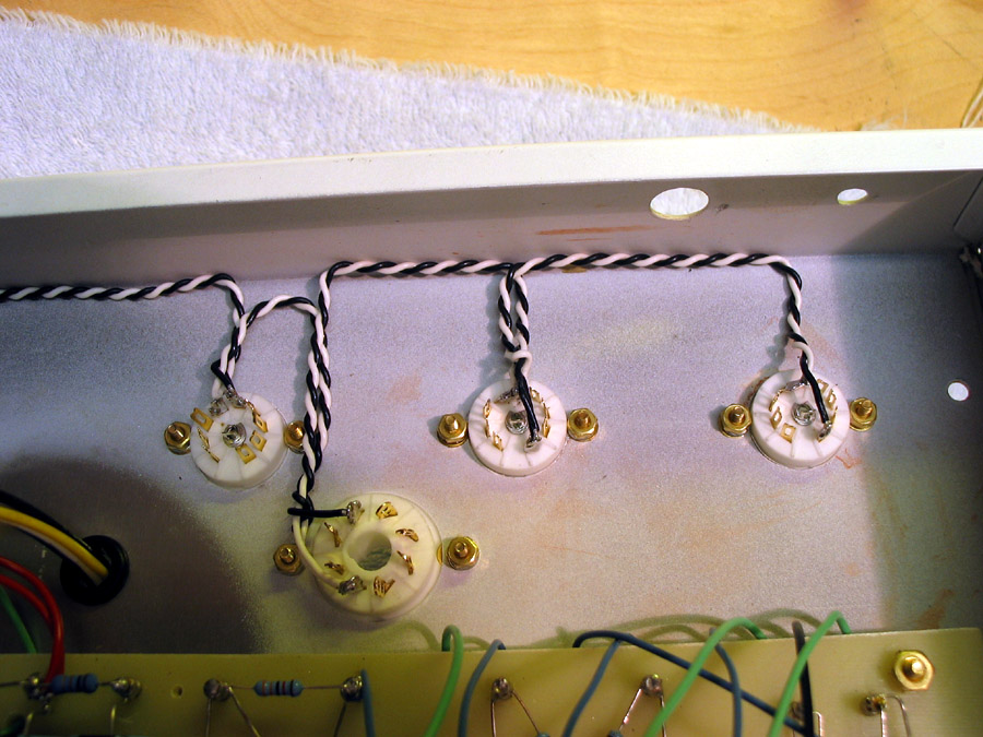 Heater Wiring - the Good the Bad and the Ugly - diyAudio